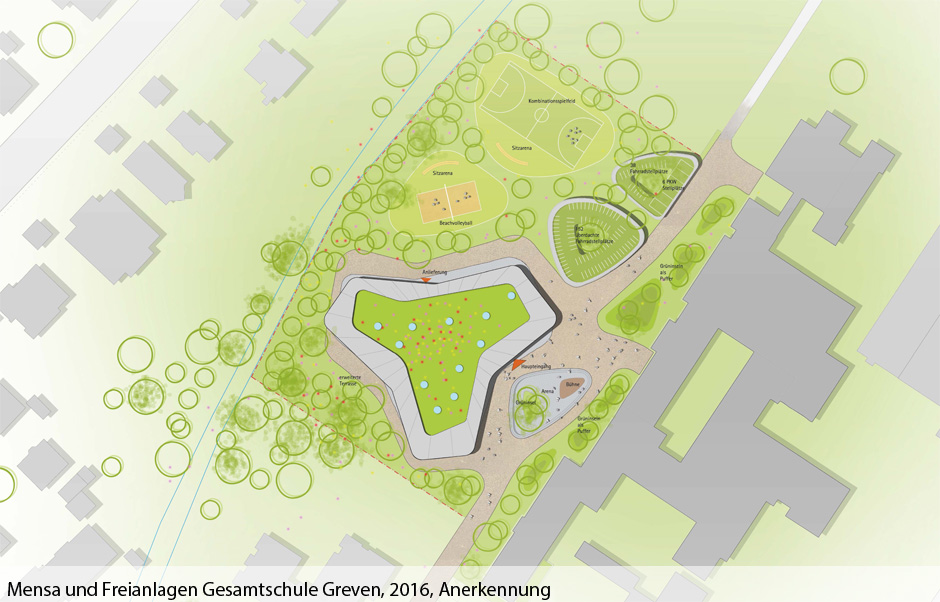Competitions for Design apartment zuffenhausen